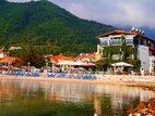 Blue Sea Beach Hotel, Скала Потамия