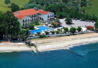 Sami Beach Хотел, Karavomylos