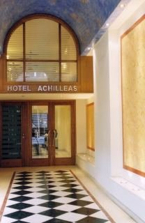 Achilleas Hotel, Атина