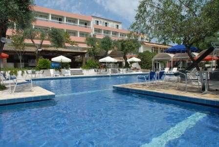 Alexandros Hotel Corfu, Перама