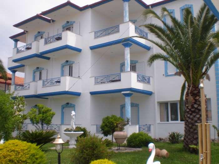 Anna Hotel Apartments, Превеза