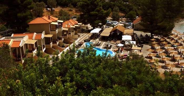 Blue Green Bay (ex Blue Suites Хотел, Скопелос