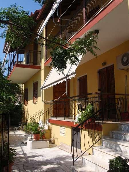 Villa Ligia, Лигия