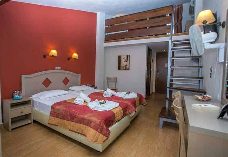 Thalassies Nouveau Хотел, Лименария